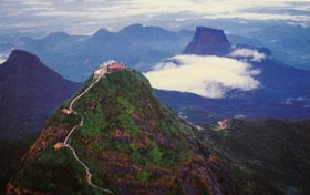 Welcome to Adam's Peak